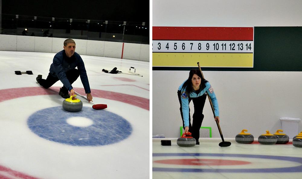 Luke Hansen, Kendall Speten-Hansen, CurlNYC, curling