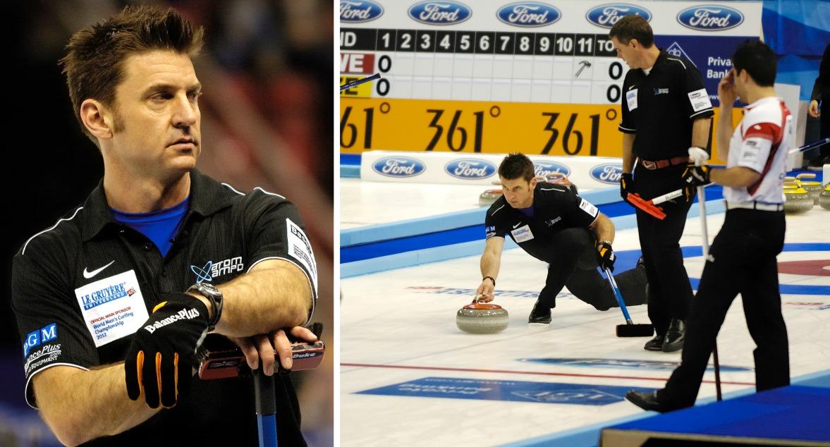 Dean Gemmell, curling, CurlNYC