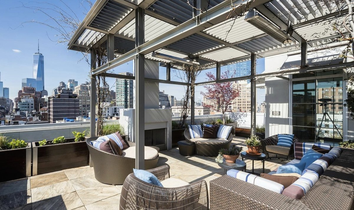 Bask in exquisite finishes and views for days in this 20m for Terrace japanese show
