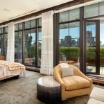 420 West Broadway, Edward Siegel, Ernest de la Torre, penthouse duplex with four terraces