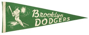 Brooklyn Dodgers, Nostalgia, Baseball