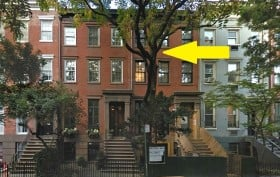 Sean Lennon Tree, 155 West 13th Street, Gary Tomei