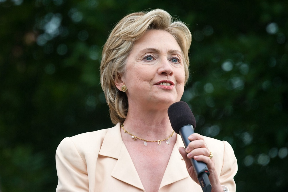 Hillary Clinton calls Trump s budget a  grave mistake    WFSB        Support Hillary Clinton for President in       Let s make  herstory  and  put a