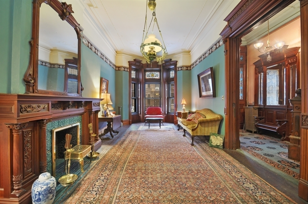 victorian home interiors historic park slope brownstone on prospect park asks 5 15325
