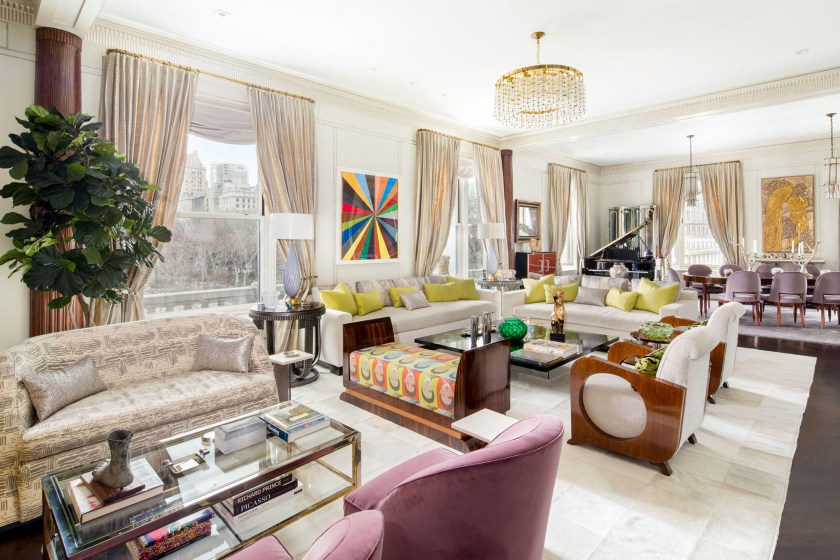 Live In Frank Lloyd Wrightu0027s Former Plaza Apartment For $39.5M