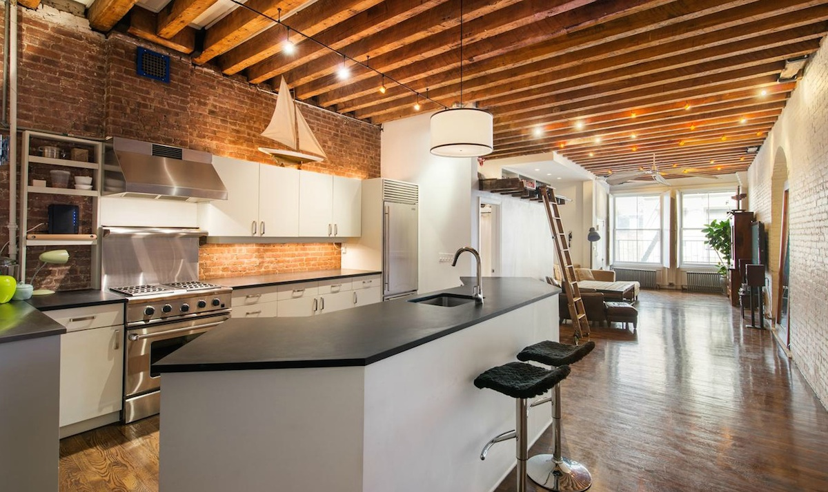 full floor flux house loft with endless ceiling beams asks 1 8 million 6sqft