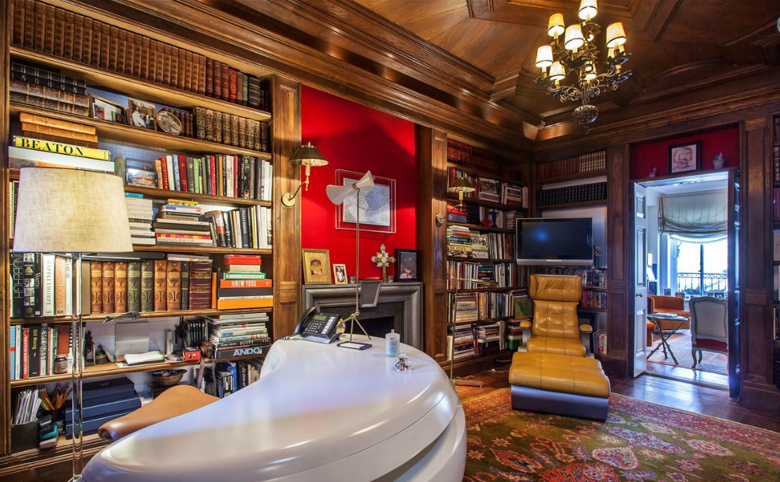 $12M Duplex Designed by Robert Couturier Brings a Bit of Versailles to the Upper East Side
