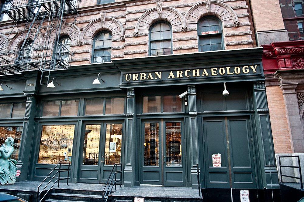 urban archaeology nyc