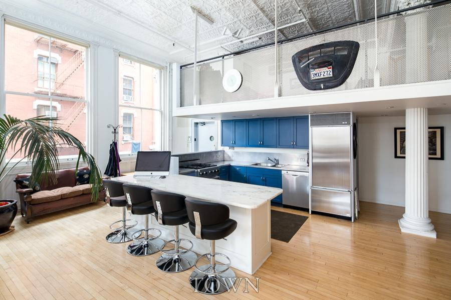 55 Greene Street, Soho lofts