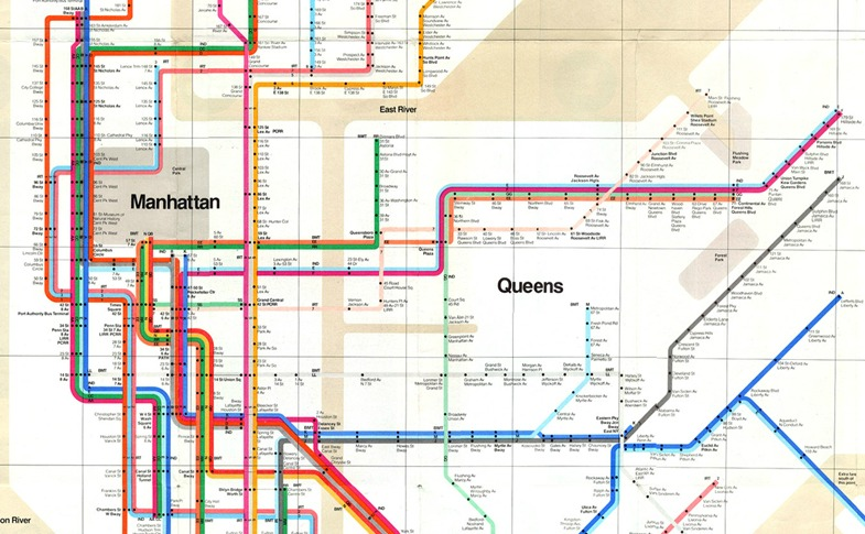 Massimo Vignelli 1972 Nyc Subway Map.A Rare Interview With Infamous Subway Map Designer Massimo Vignelli