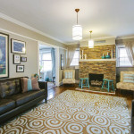 Beautifully Renovated 1 5m Colonial In Forest Hills Is