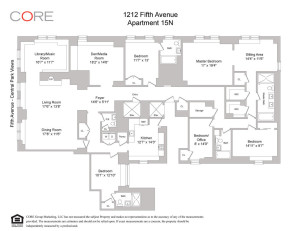 1212 Fifth Avenue, Carmelo and LaLa Anthony