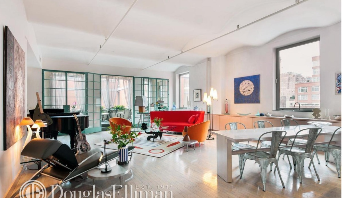 4m loft in renowned hellmuth building has graced the pages of