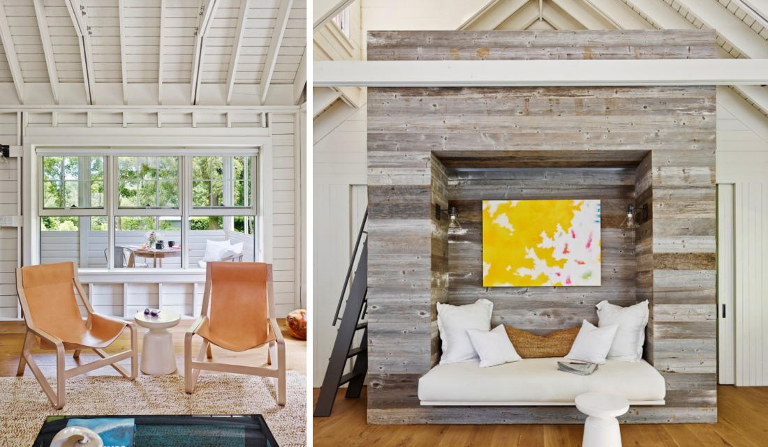 Robert Young Architects, Navy Road Guest House, Hamptons architecture, Montauk beach house
