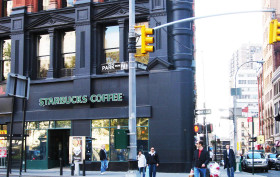 starbucks nyc