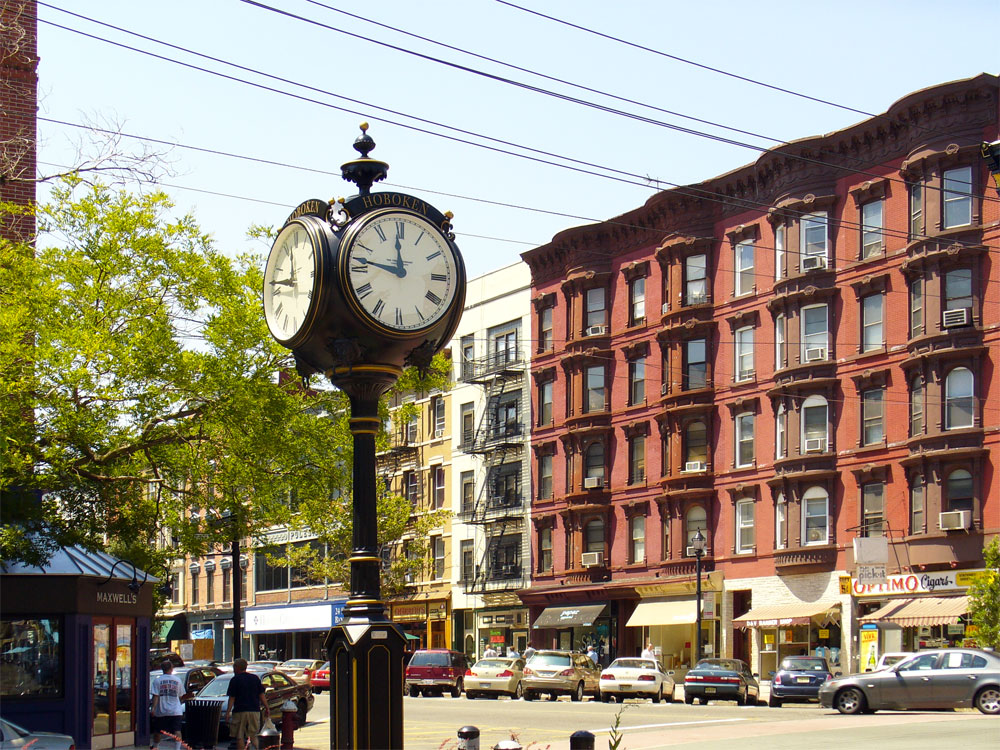 how to get to nyc from hoboken