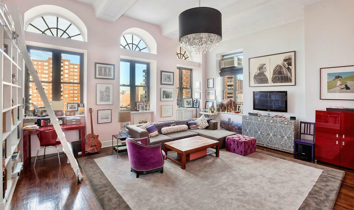 315 West 23rd Street, The Broadmoor, , former 1920s ballroom, Empire State Building views