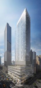 Durst Organization, Fetner Properties, Herald Square, Flower District, Skyscrapers, NYC Rentals, Nike, Tessler, Chetrit, Pelli Clarke Pelli, Cook + Fox, SLCE, Ian Schrager