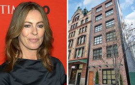 Kathryn Bigelow, 449 Washington Street, NYC celebrity real estate