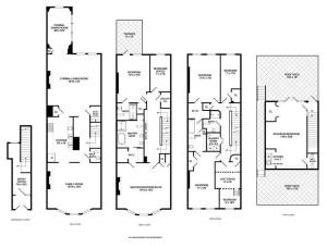 37 West 87th Street, architect Alexandr Neratoff, near Central Park