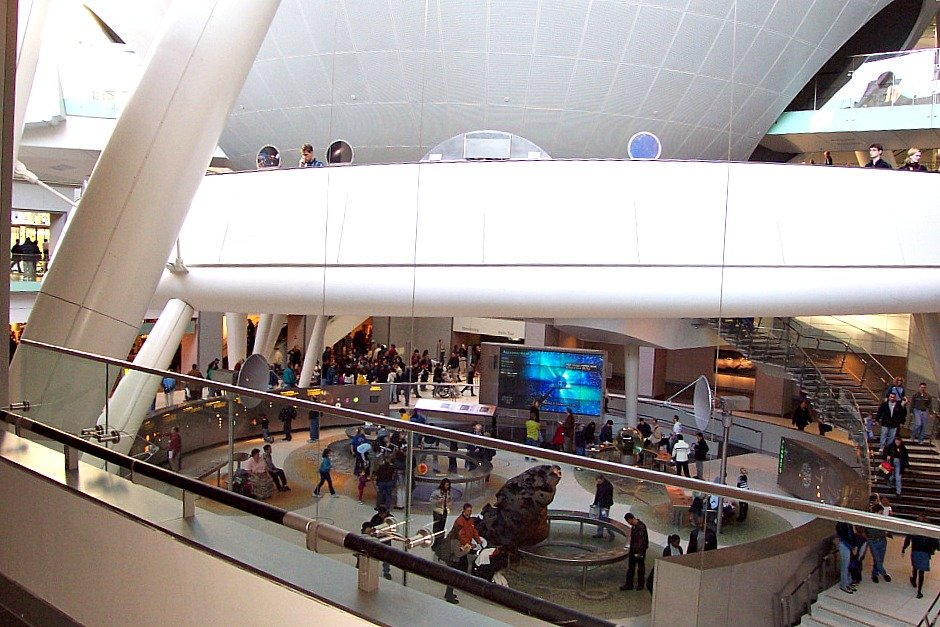 Rose Center for Earth and Space, Hayden Planetarium, American Museum of Natural History