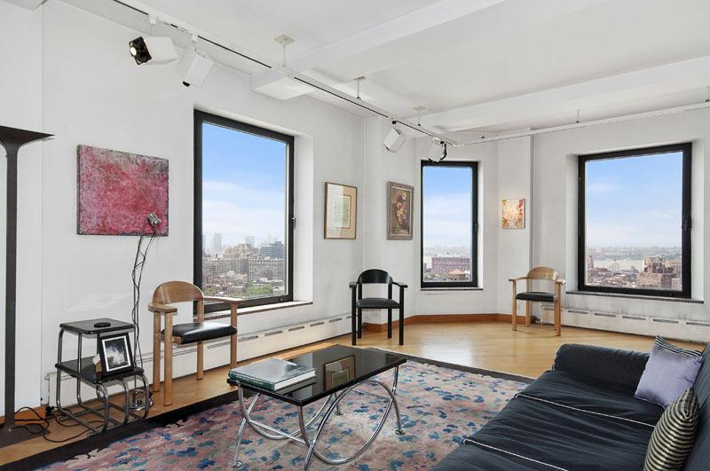 1 Fifth Avenue, James E. Burrows