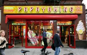 Papaya King, NYC hot dogs