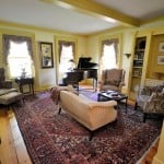 238 Chestnut Ridge Road, Queensbury New York, Greek Revival house