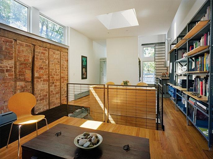 Slot House, Slot House Brooklyn, Fort Greene, Noroof Architects , fort greene renovations, brooklyn renovations, amazing brooklyn homes