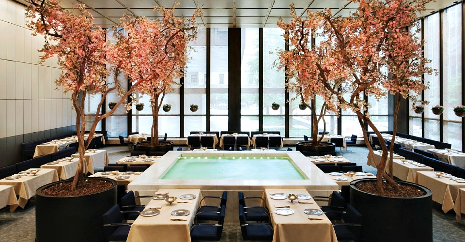 Image result for Four Seasons restaurant new york