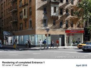 CIC, MTA CAPITAL CONSTRUCTION, SAS, SECOND AVENUE SUBWAY, SECOND AVENUE SUBWAY COMMUNITY INFORMATION CENTER