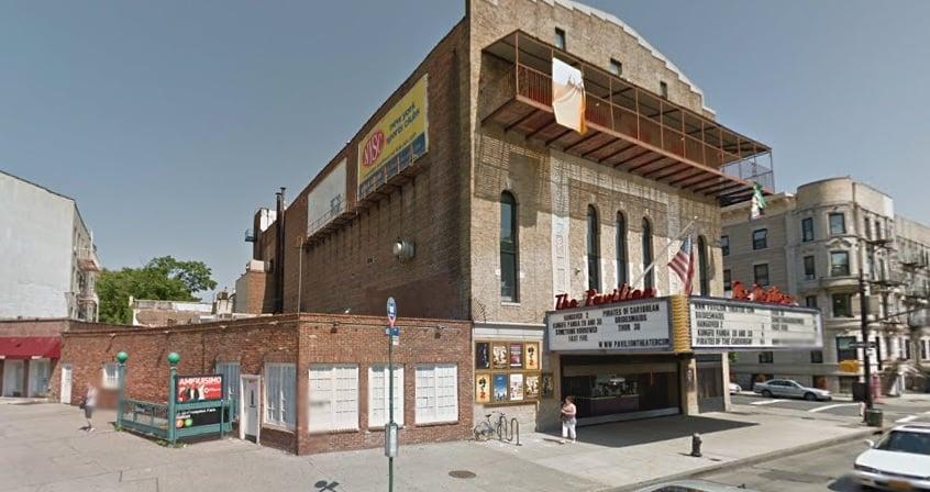 Pavilion Theater, Park Slope