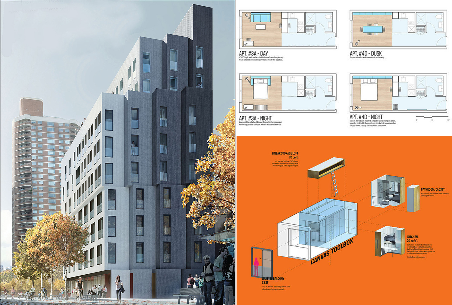 nyc s first micro apartment complex now accepting applications