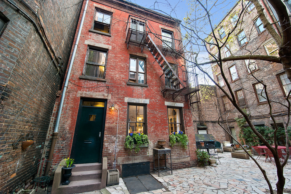 The backstory on backhouses: How NYC's hidden rear residences came to be