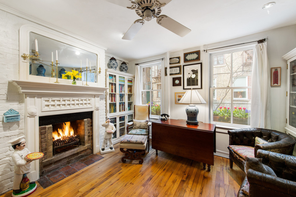 Charming 39 Back House 39 Apartment Is A Tiny Treasure In The
