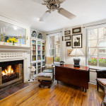 340A West 11th Street, original details, tiny apartments, private outdoor garden