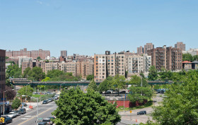 The south bronx , bronx grand concourse