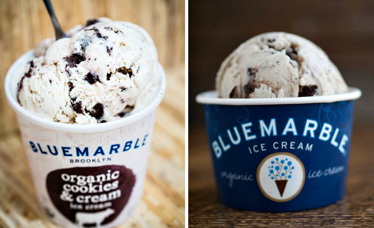 Blue Marble Ice Cream