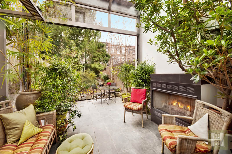 Own a Verdant Garden Oasis in Park Slope for 25M and a