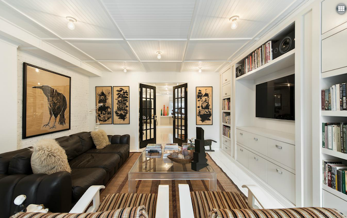 Carroll Gardens Brownstone Asking 4 5 Million Embodies