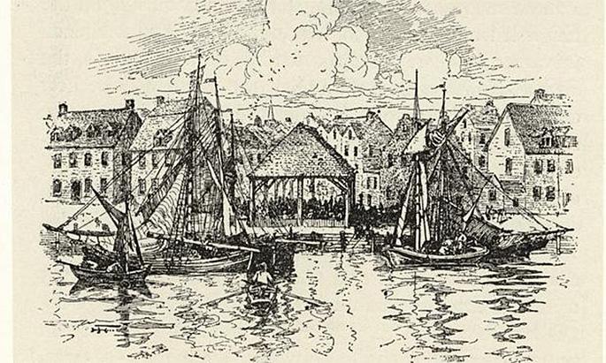 nyc wall street slave market