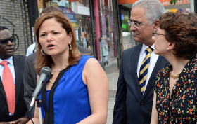 Melissa Mark-Viverito, New York City Council