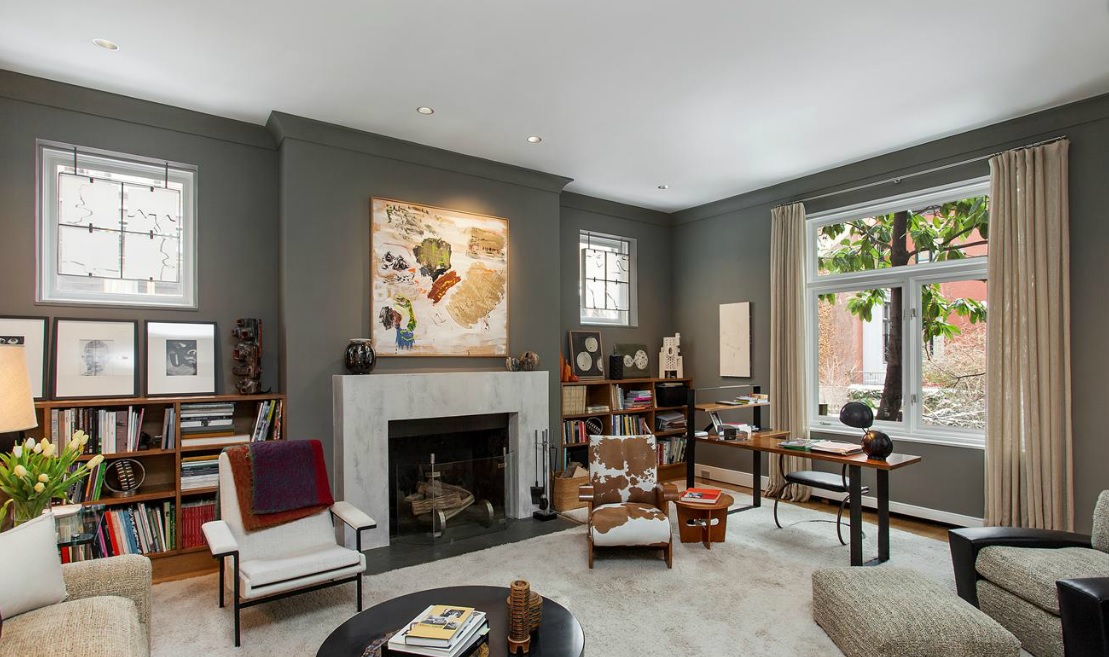 7 East 9th Street, combined duplex units, private outdoor terraces, two master suites
