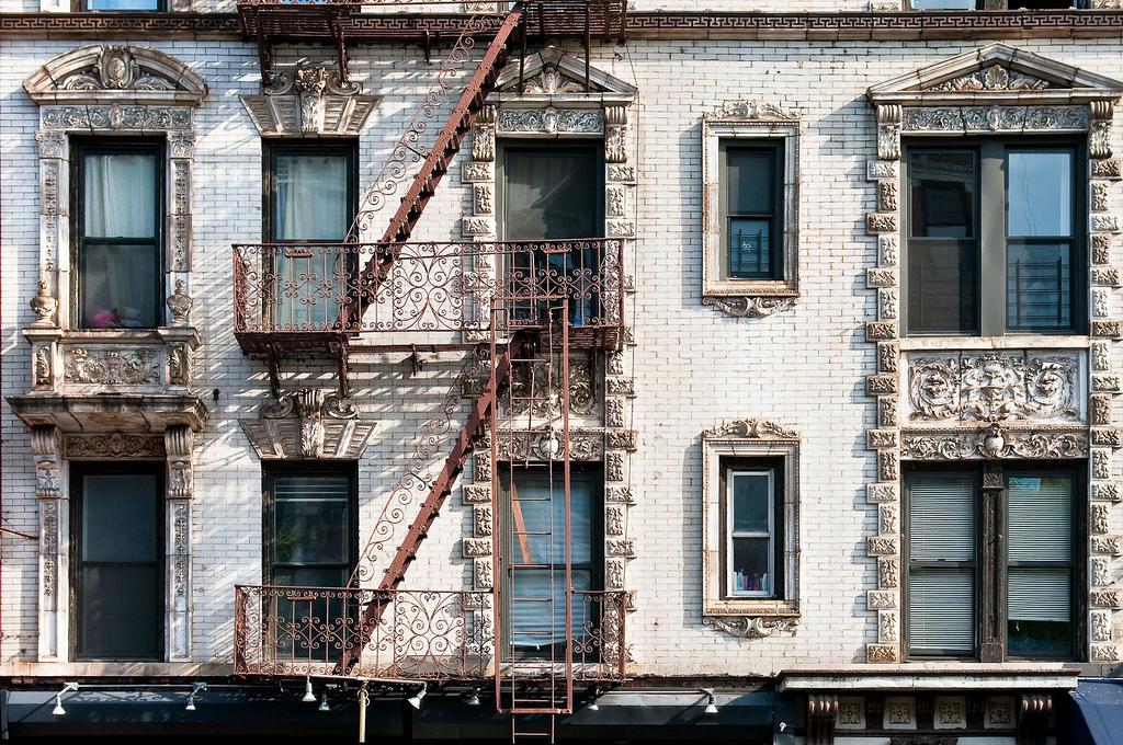Fire Escapes Going Extinct as Building Codes Shift | 6sqft