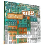 Fantastic Cities, Steve McDonald, adult coloring books