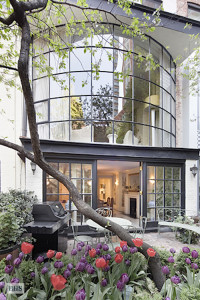 East 66th Street, Jones Wood Garden, Edward Shepard Hewitt, William Emerson