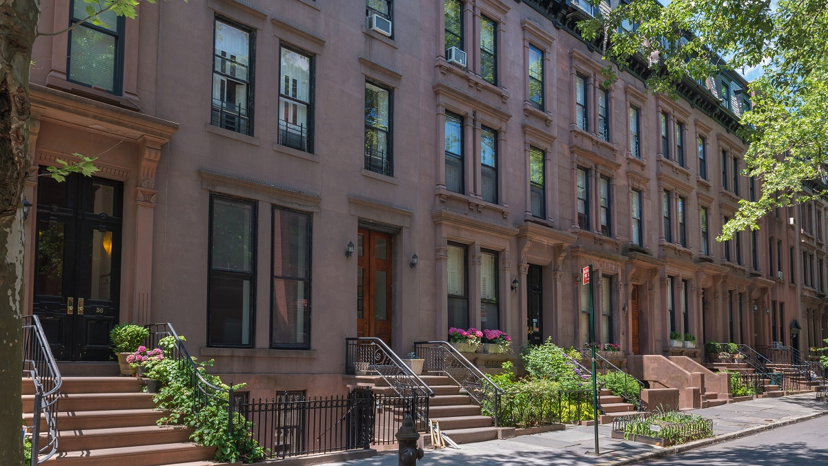 Tours Of Brownstones In Nyc