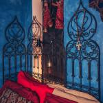 Hector Casteneda Spanish Harlem Apartment