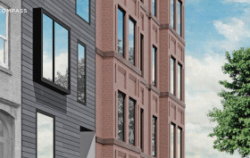 4 Downing, Clinton Hill, Broken Angel, Barret Design, New Development, new townhouse
