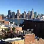 28 Remsen Street, 1843 brownstone, roof deck with Manhattan skyline views,